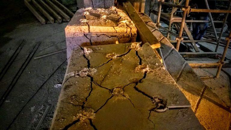 Demoliciones de rocas, concretos y minería en general